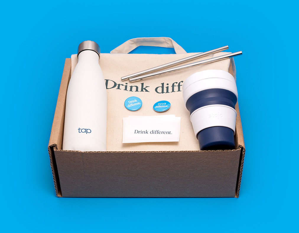 Tap - Find Water Anywhere